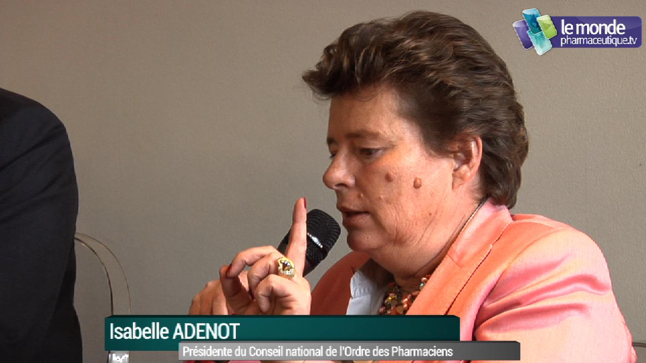 Isabelle Adenot rejoint la HAS
