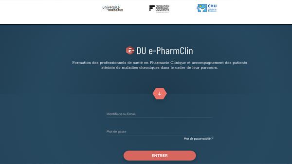 DU e-PharmClin :