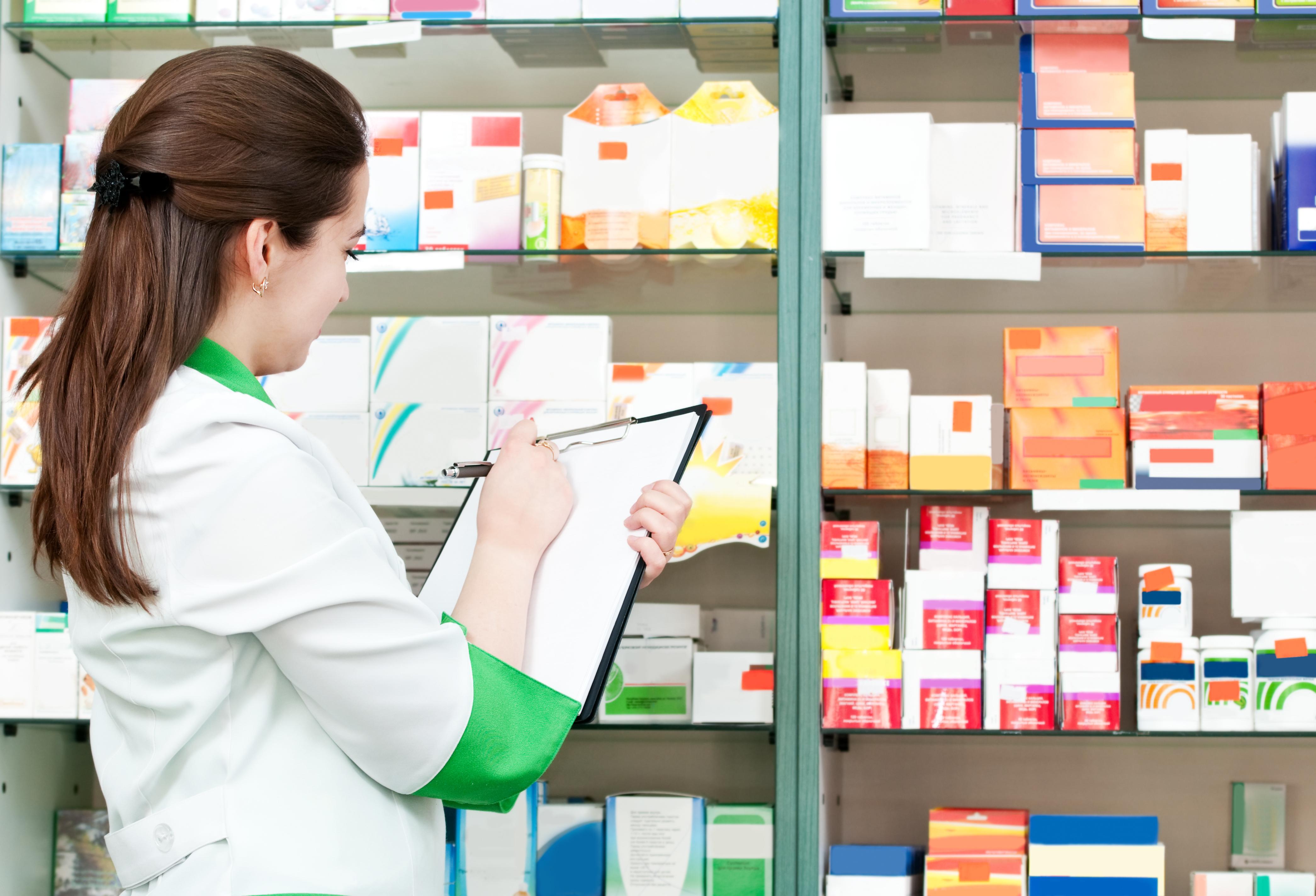 Pharmacies à usage intérieur :