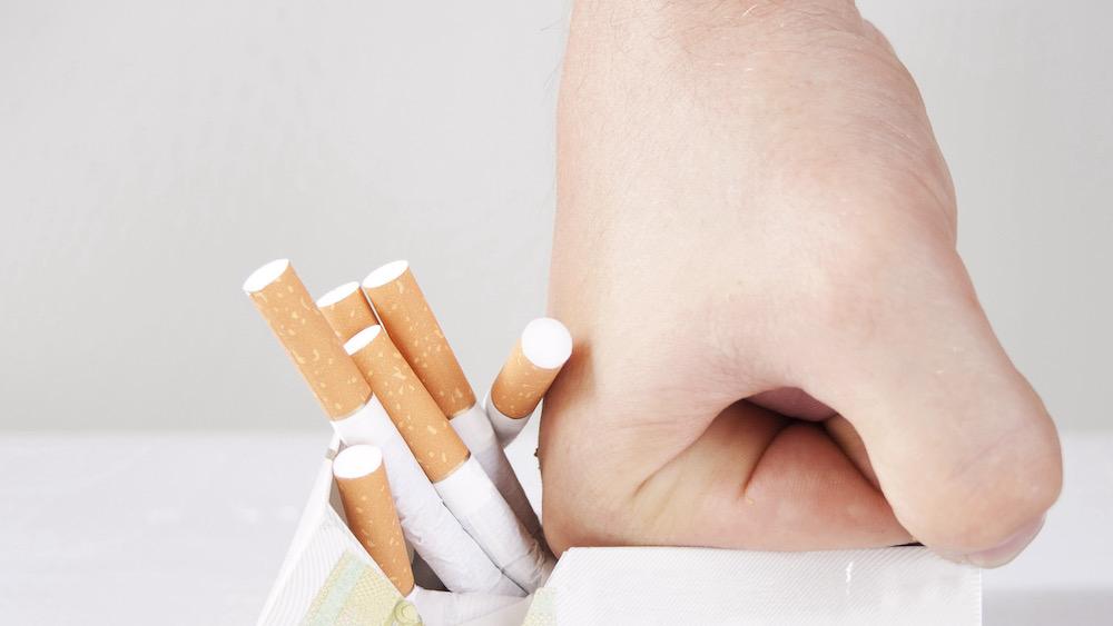 Pharmaciens et arrêt du tabac :