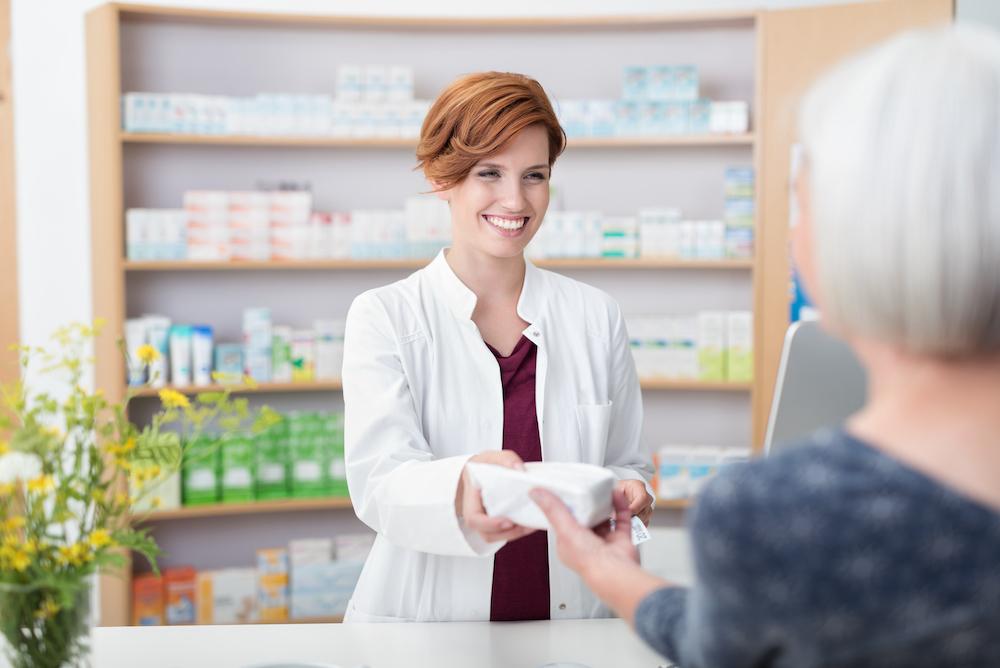 La pharmacie verte est en marche