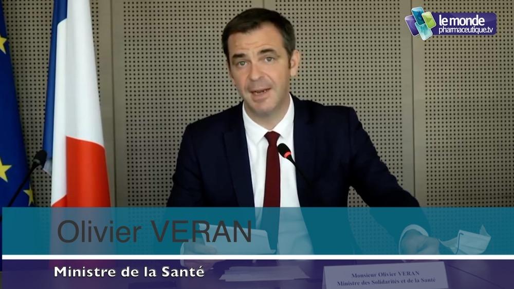 Olivier VERAN appelle les pharmaciens au secours